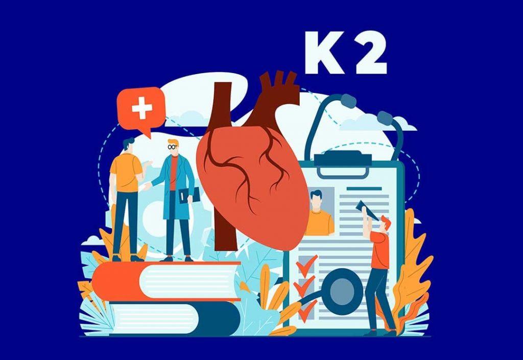 vitamine k2 positief resultaat