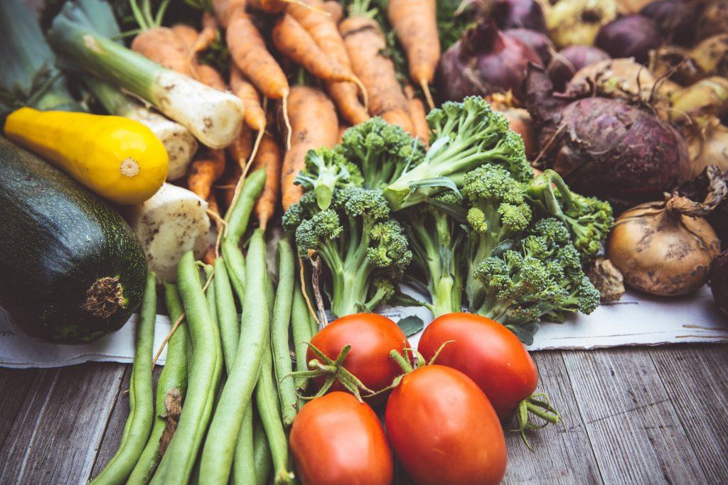 gezond eten vitamines